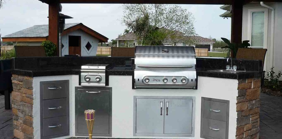 Outdoor Kitchens Sugar Land TX