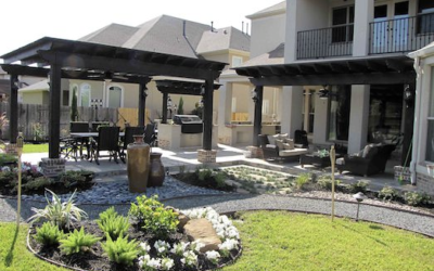 Houston pergola perfection — cedar or aluminum?