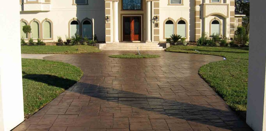 Stamped Concrete Advantages and Disadvantages